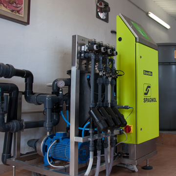Galleria for Irrigazione serra